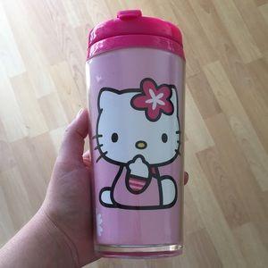 Hello Kitty Coffee Traveler Mug